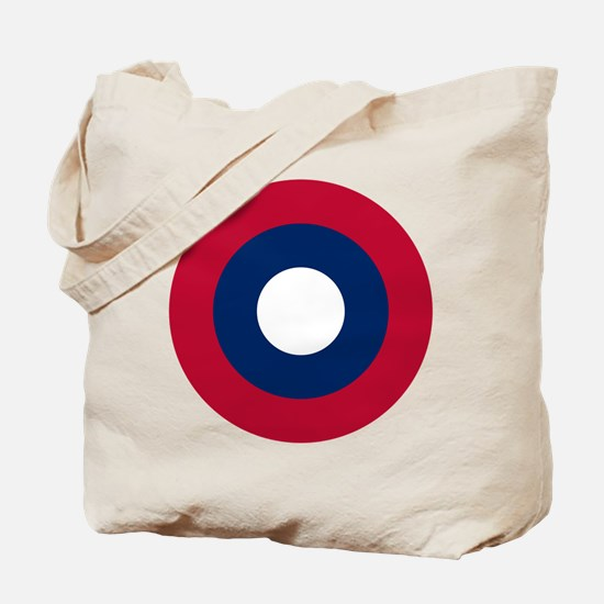 USA Roundel Tote Bag