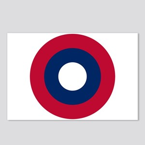 USA Roundel Postcards (Package of 8)
