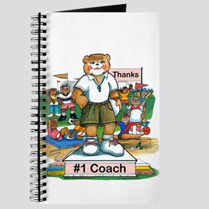 Female Coach Elementary - Journal