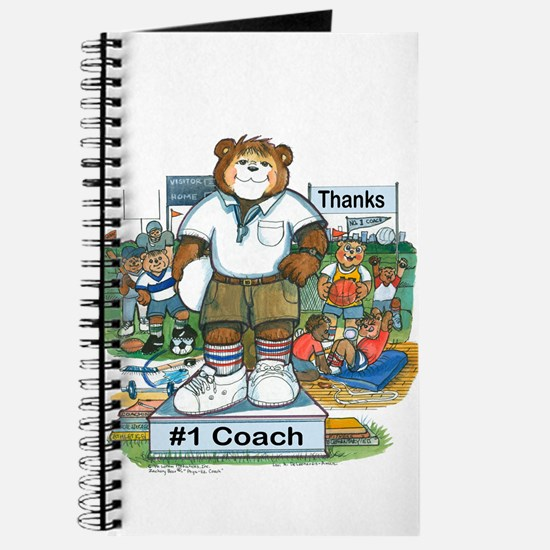 Male Coach Elementary - Journal