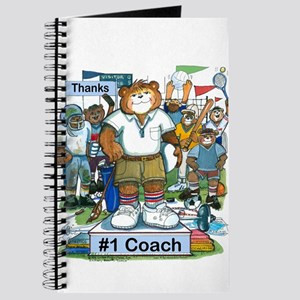 Male Coach High School - Journal