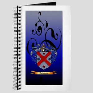 Anderson coat of arms Journal