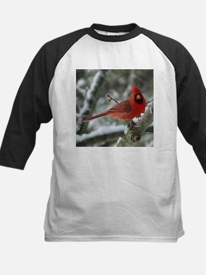 Cardinal Winter Kids Baseball Jersey