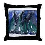 Finding The Perfect Christmas Tree Throw Pillow