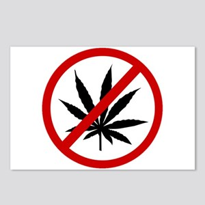 Anti Pot Postcards (Package of 8)