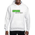 Spock was an Aspie Hooded Sweatshirt