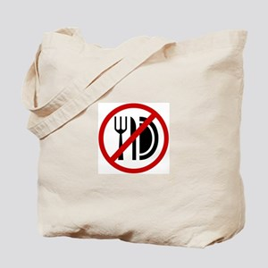 Anti Food Tote Bag