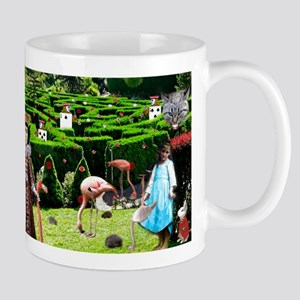 Croquet With The Queen Mug