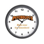 Rule over the disorders! Wall Clock