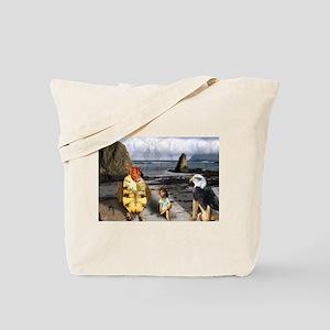 The Mock Turtle Tote Bag