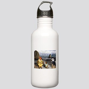 The Mock Turtle Stainless Water Bottle 1.0L