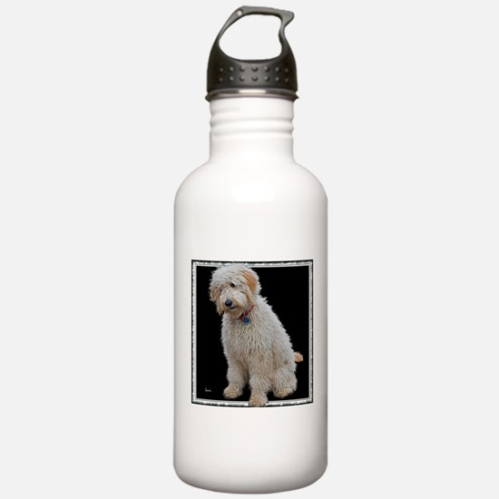 Goldendoodle: Wallace Water Bottle