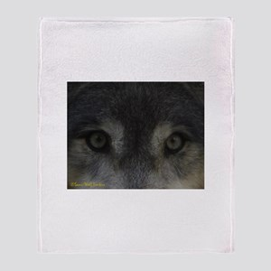 Wolf Eyes: The Mystic Throw Blanket