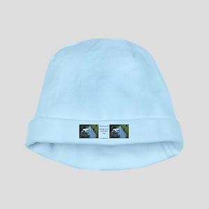 St. Helena III baby hat