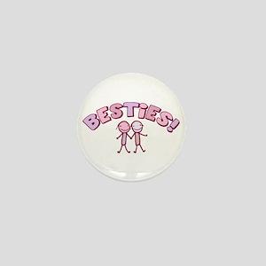Besties Mini Button