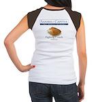 Fighting Conch - Women's Cap Sleeve T-Shirt