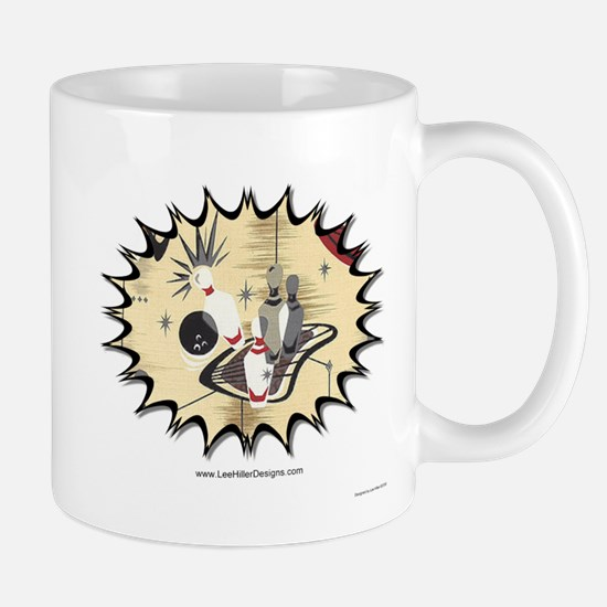Cute 50s bowling Mug
