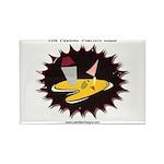 Atomic Martini Club POW Rectangle Magnet (100 pack