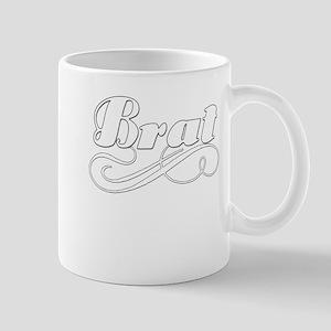 Just A Brat Mug