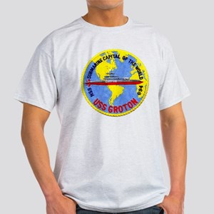 USS Groton SSN 694 Light T-Shirt