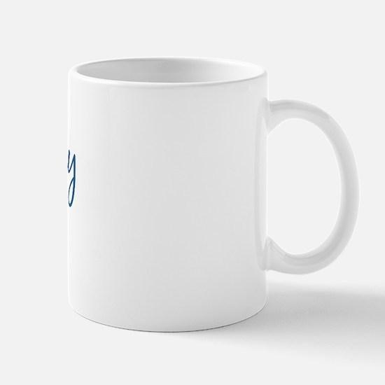 Blueberry Girl Mug