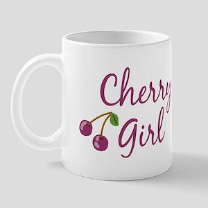 Cherry Girl Mug