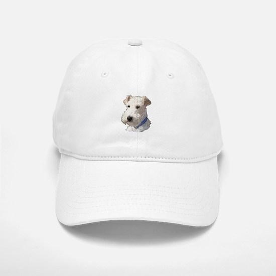Wire Fox Terrier Baseball Baseball Cap