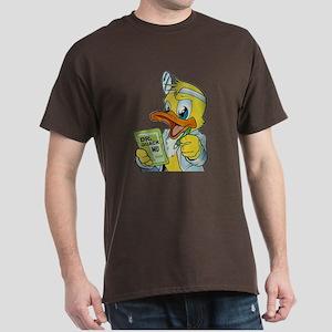 Quackery the Duck, MD Dark T-Shirt