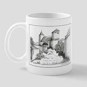 Nuremburg Castle Mug