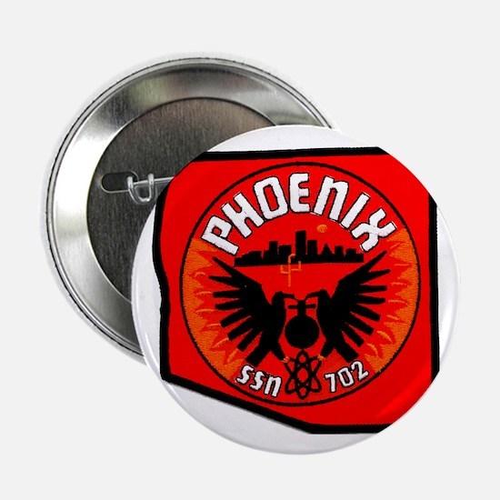 """USS Phoenix SSN 702 2.25"""" Button"""