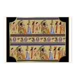 Egyptian Hieroglyphics Postcards (Package of 8)