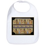 Egyptian Hieroglyphics Bib