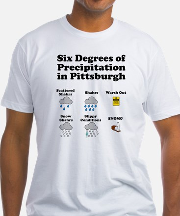 Six Degrees of Precipitation Shirt