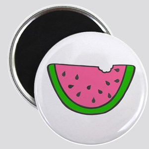 'Colorful Watermelon' Magnet