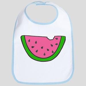 'Colorful Watermelon' Bib