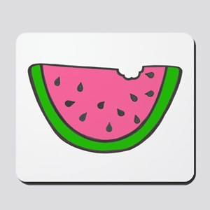 'Colorful Watermelon' Mousepad