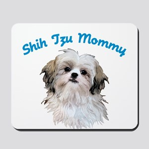 Shih Tzu Mommy Mousepad