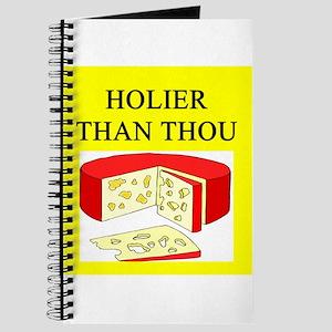 christian cheese joke Journal