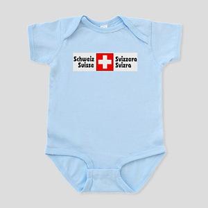 National Flag Infant Creeper