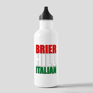 Brier Hill Italian Stainless Water Bottle 1.0L