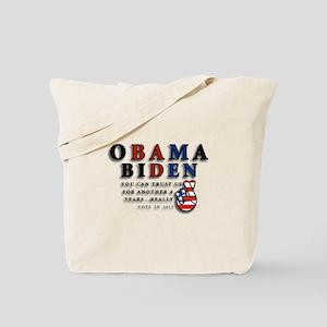Obama Biden - Bad Men Tote Bag