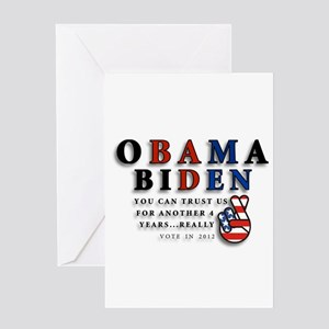 Anti obama nope greeting cards cafepress obama biden bad men greeting card m4hsunfo