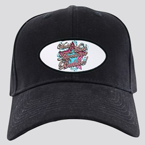 Worlds Best Bubbie Black Cap