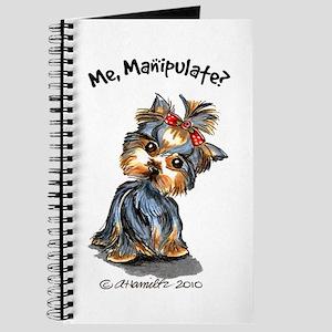 Yorkie Manipulate Journal