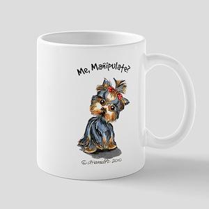 Yorkie Manipulate Mug