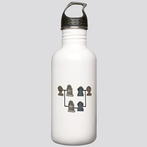 Geneology Research Stainless Water Bottle 1.0L