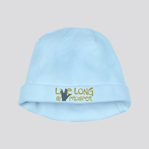 Live Long & Prosper baby hat
