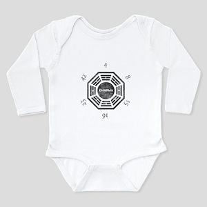 2-Dharma Clock Body Suit