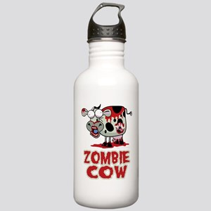 Zombie Cow Stainless Water Bottle 1.0L