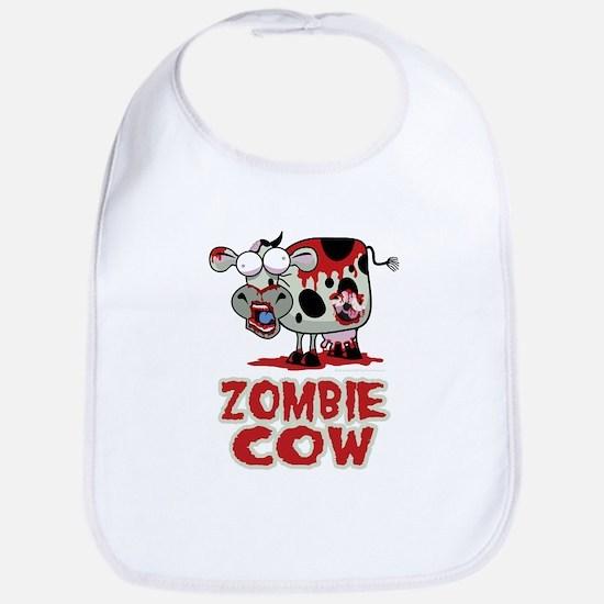 Zombie Cow Bib
